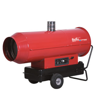 Нагреватели на жидком топливе непрямого нагрева